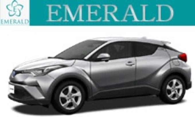 C-HR  超低燃費/SUV